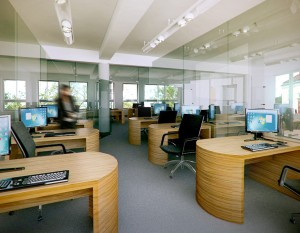 wnętrza białystok, projekt wnętrza biurowego