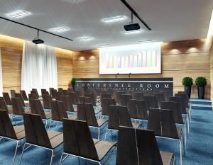 wizualizacje 3d białystok, wizualizacje wnętrz, sala konferencyjna