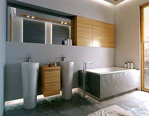 Wnętrza | Projekt łazienki