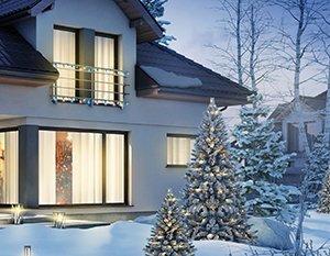 Wizualizacje 3d | domy jednorodzinne DQM