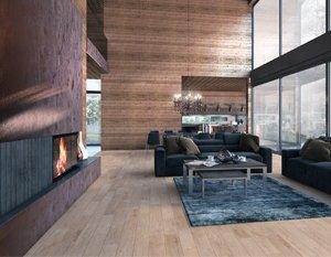 Wizualizacje 3d wnętrza domu jednorodzinnego