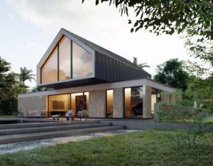 wizualizacje 3d | architektura | minimalizm