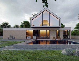 HOUSE IN BRAZIL | 3D VISUALIZATION