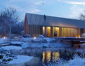 Wizualizacje 3d | architektura | BARNHOUSE