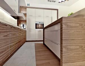 projekt wnętrz, architektura, kuchnia