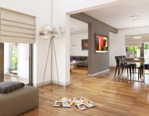 wizualizacje 3d białystok, wizualizacje wnętrz, dom jednorodzinny