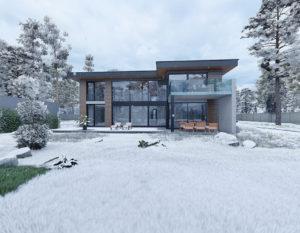 wizualizacje 3d białystok   nowoczesna architektura