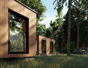 wizualizacje 3d   bialystok   domy modulowe