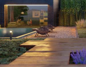 wizualizacje 3d bialystok   wizualizacje nocne