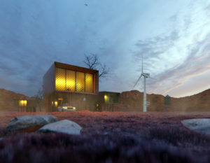 Wizualizacje 3d bialystok   nowoczesna architektura