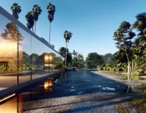 wizualizacje 3d | minimalizm | nowoczesna architektura